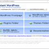 手軽にローカルでPHP動作確認~InstantWordPress~