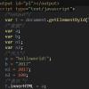 【JavaScript】JavaScriptの基礎復習3 innerHTMLで表示【簡単コピペ】