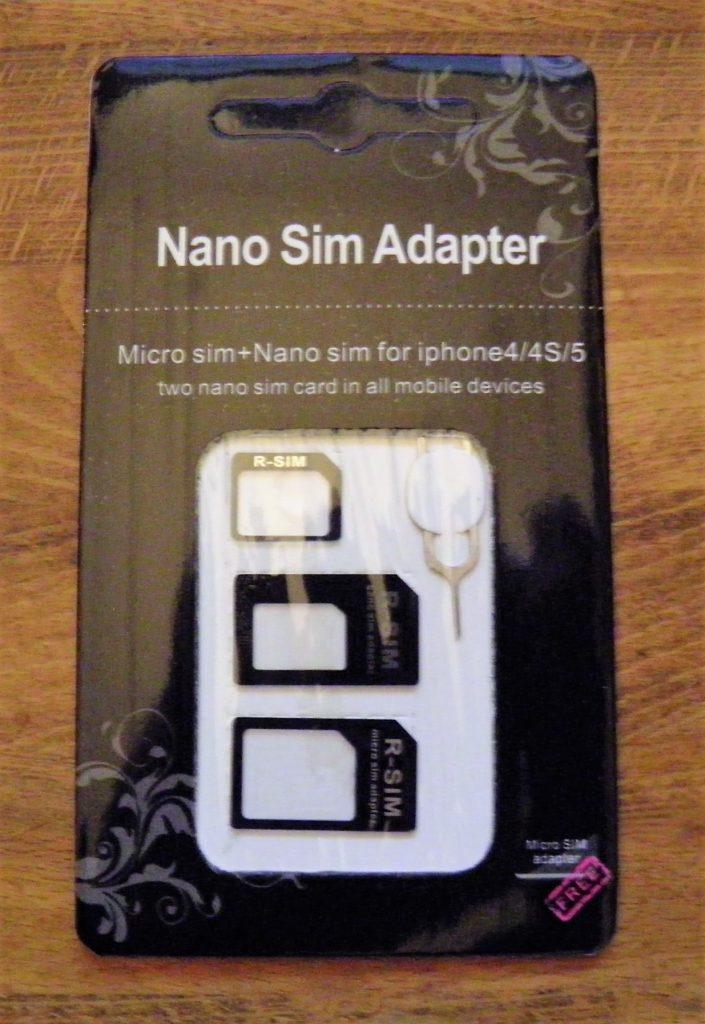 NanoSimAdapter