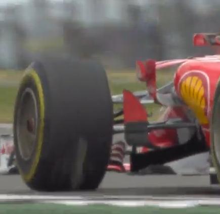 Ferrari's frontT