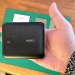 【人柱レビュー】AUKEY モバイルバッテリー PB-N42【モバイルバッテリー】