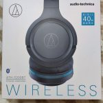 【人柱レビュー】ATH-S200BTを購入してみた【Bluetoothヘッドフォン】