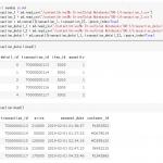 【Python】Python実践データ分析 100本ノック その3【Colaboratry】